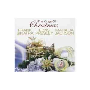 Frank Sinatra, Elvis Presley, Mahalia Jackson - The Kings of Christmas - MediaWorld.it
