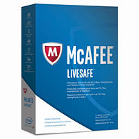 Antivirus MCAFEE Live Safe 2017 - 1User/Dispositivi Illimitati su Mediaworld.it