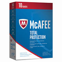 Antivirus McAfee Total Protection 2017 - 10 Dispositivi su Mediaworld.it