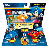 Lego dimensions level pack sonic LEGO Dimensions Level Pack Sonic su Mediaworld.it