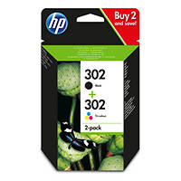 Cartuccia HP Combo Pack 302 su Mediaworld.it