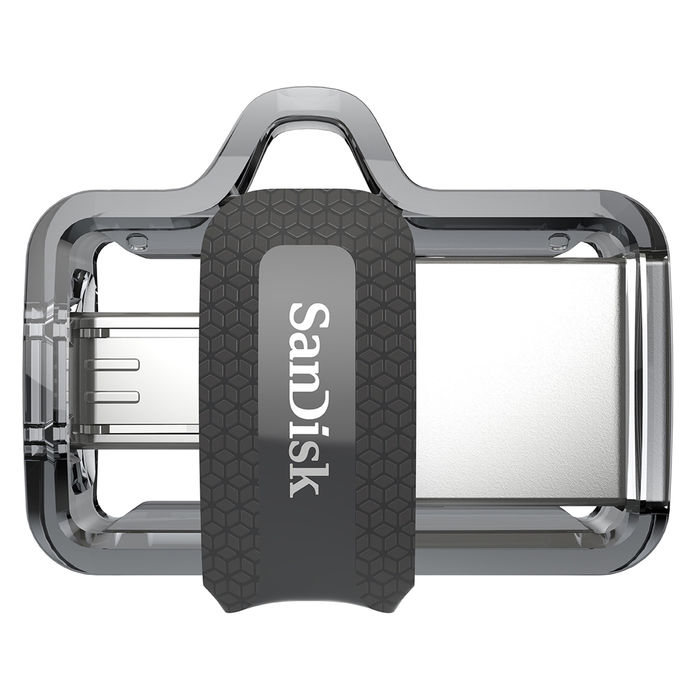 SanDisk Ultra Dual M3.0 USB Flash Drive 32GB - thumb - MediaWorld.it