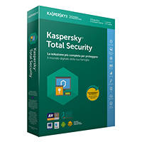Antivirus KASPERSKY Total Security 2017 su Mediaworld.it