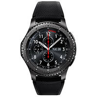Smartwatch SAMSUNG Gear S3 Frontier Black su Mediaworld.it