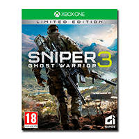 Giochi Xbox One Sniper Ghost Warrior 3 (Limited Edition) - XBOX ONE su Mediaworld.it