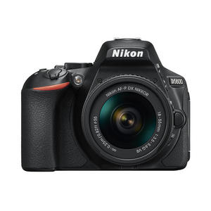 NIKON D5600 + 18/55 VR AF-P BLACK - MediaWorld.it