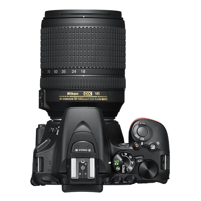 NIKON D5600 + 18/140 VR BLACK - thumb - MediaWorld.it