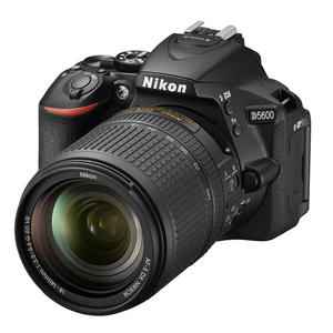 NIKON D5600 + 18/140 VR BLACK - MediaWorld.it