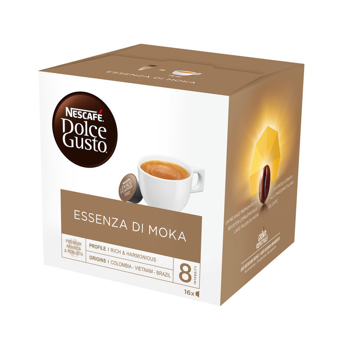 NESCAFE' DOLCE GUSTO Essenza di Moka - thumb - MediaWorld.it