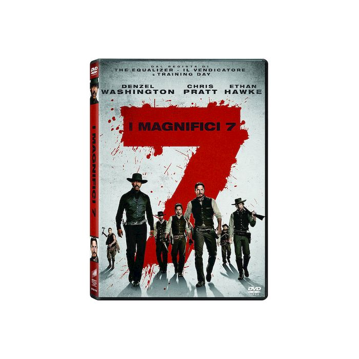 I Magnifici 7 - DVD - thumb - MediaWorld.it