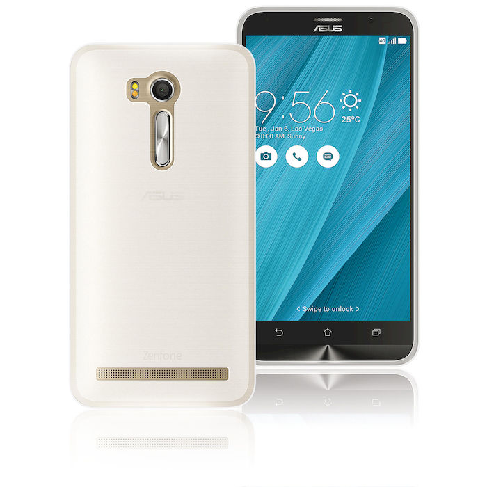 "Phonix Cover Gel Protection Plus - White - Asus Zenfone 3 Deluxe 5.5"" (Zs550Kl) - PRMG GRADING OOBN - SCONTO 15,00% - thumb - MediaWorld.it"