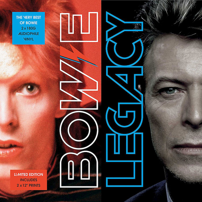 David Bowie - Legacy (The Very Best) - Vinile - thumb - MediaWorld.it