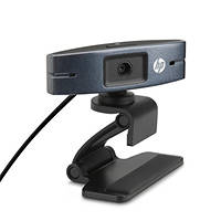 Web Cam HP HD 2300 Blu su Mediaworld.it