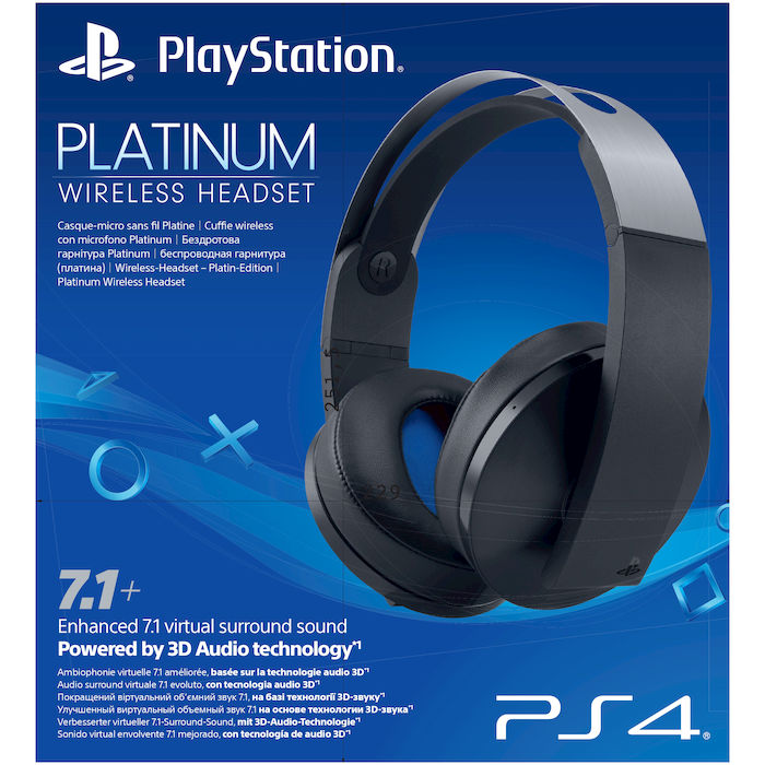 SONY Platinum Wireless Headset - thumb - MediaWorld.it
