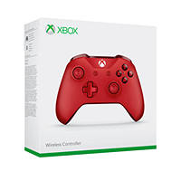 Controller wireless per Xbox One con bluetooth MICROSOFT Xbox One Controller Wireless Red su Mediaworld.it
