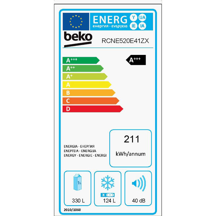 BEKO RCNE520E41ZX - thumb - MediaWorld.it