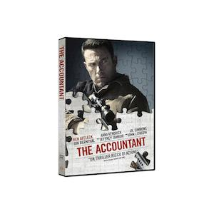 The Accountant - DVD - MediaWorld.it