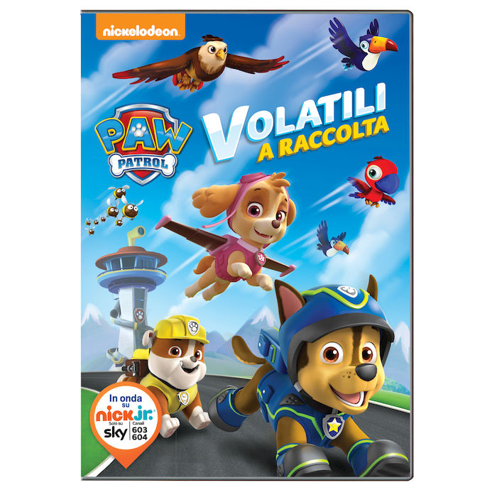 Paw Patrol - Volatili a raccolta - DVD - thumb - MediaWorld.it