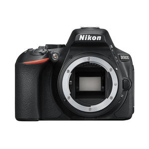 NIKON D5600 BODY BLACK - MediaWorld.it
