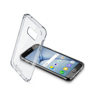 CELLULAR LINE Clear Duo - Cover trasparente per Galaxy A3 2017 - thumb - MediaWorld.it