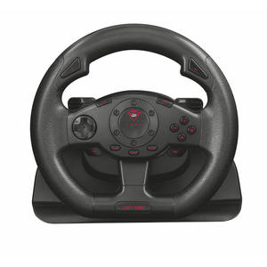 TRUST GXT 580 Vibration Feedback Racing Wheel - MediaWorld.it