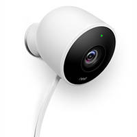 Videocamera di sicurezza NEST Cam Outdoor Bianca su Mediaworld.it