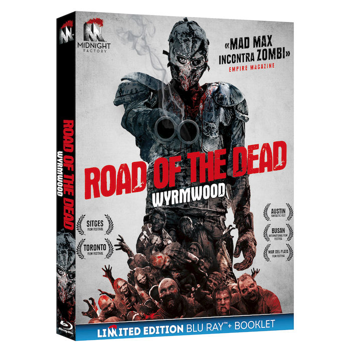 Road Of The Dead - Wyrmwood (Limited Edition) - Blu-Ray - thumb - MediaWorld.it