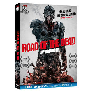 Road Of The Dead - Wyrmwood (Limited Edition) - Blu-Ray - MediaWorld.it