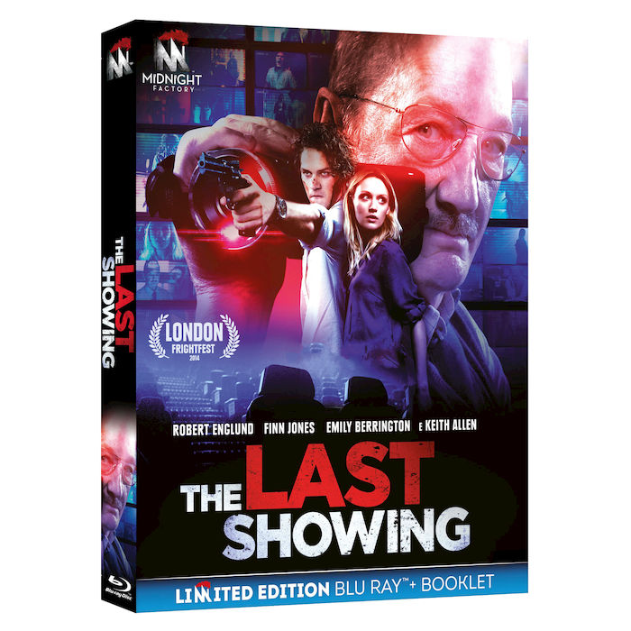 The Last Showing (Limited Edition) - Blu-Ray - thumb - MediaWorld.it