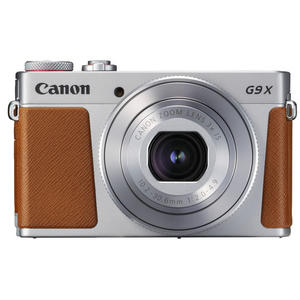 CANON POWERSHOT G9X MARK II SILVER - MediaWorld.it