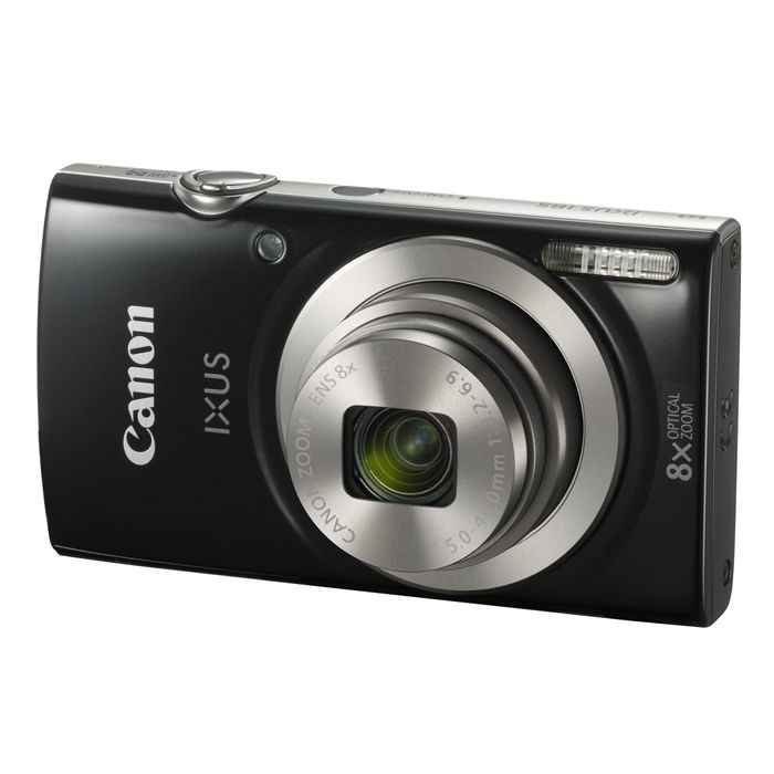 CANON IXUS 185 Black - thumb - MediaWorld.it
