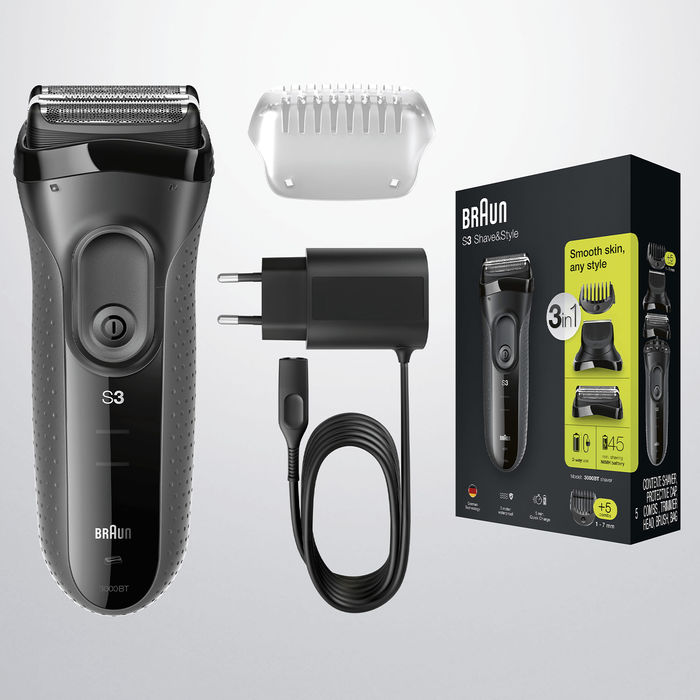 BRAUN 3000BT - thumb - MediaWorld.it
