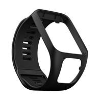 Cinturino per Tom Tom Spark 3 L TOMTOM Watch 3 Strap Black (L) su Mediaworld.it