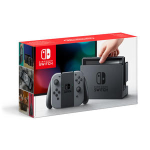 NINTENDO Switch Grigia