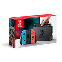 Console nintendo switch NINTENDO Switch Rosso Neon/Blu Neon su Mediaworld.it