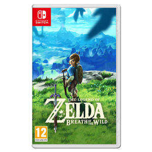The Legend of Zelda: Breath of the Wild - NSW - thumb - MediaWorld.it