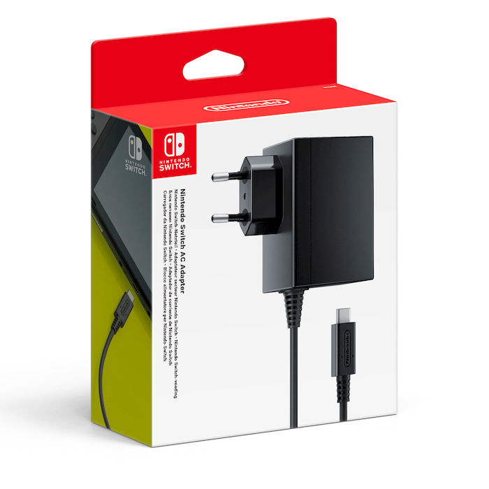 NINTENDO Switch Blocco alimentatore - thumb - MediaWorld.it