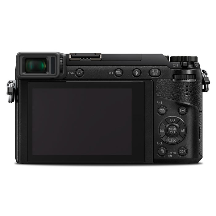 PANASONIC DMC-GX80K NERO - thumb - MediaWorld.it