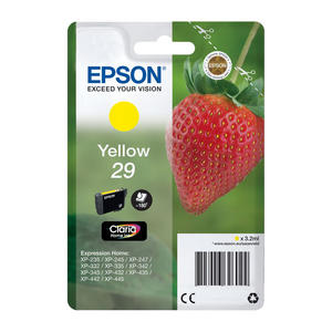 EPSON Inchiostri Claria Home 29 Fragole - Giallo - thumb - MediaWorld.it