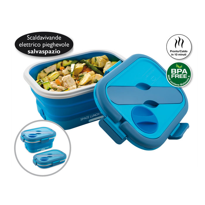 MACOM Space Lunch To Go Blue - PRMG GRADING KOBN - SCONTO 22,50% - thumb - MediaWorld.it