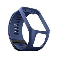 Cinturino per Tom Tom Spark 3 S TOMTOM Watch 3 Strap Dark Blue S su Mediaworld.it