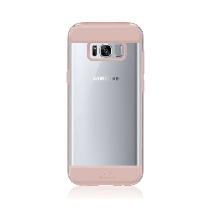 WHITE DIAMONDS - Innocence Rose Gold Galaxy S8 Plus - thumb - MediaWorld.it