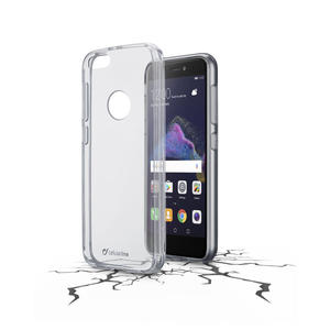 CELLULAR LINE Clear Duo - Cover trasparente per Huawei P8 lite 2017 - PRMG GRADING KNBN - SCONTO 22,50% - thumb - MediaWorld.it
