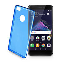 Cover per HUAWEI P8 LITE 2017 Cellularline Color Case - Custodia Blu per P8 Lite (2017) su Mediaworld.it