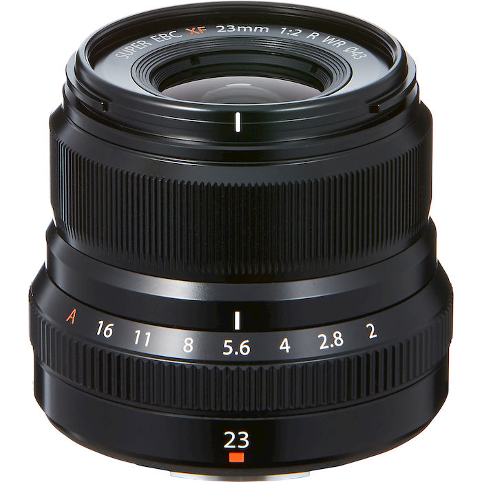 FUJIFILM XF 23MM F2 WR - thumb - MediaWorld.it