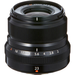 FUJIFILM XF 23MM F2 WR - MediaWorld.it