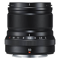 obiettivo mirrorless FUJIFILM XF 50MM F2 WR su Mediaworld.it