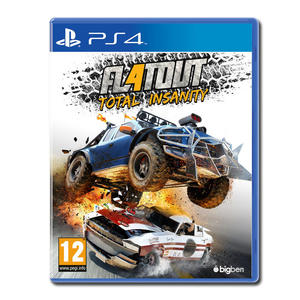 Flatout 4 - Total Insanity - PS4 - MediaWorld.it