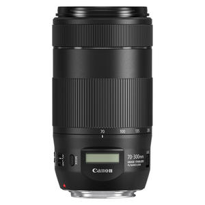 CANON EF 70-300 F/4-5,6 IS II - thumb - MediaWorld.it