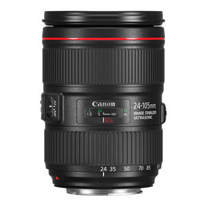 CANON EF 24-105mm f/4L IS II - MediaWorld.it